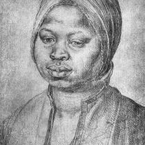 Durers-Portrait-of-an-African-Woman-210x300
